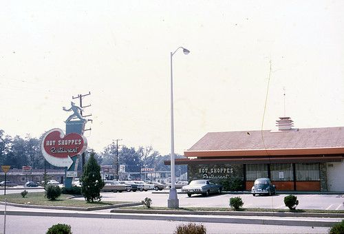 Hot Shoppes College Park Jun 1969 | by dzimmermann65