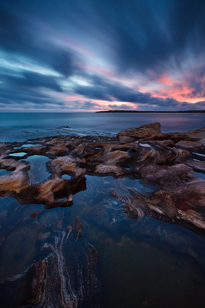 South Cronulla Awakening - click or tap to view on Flickr