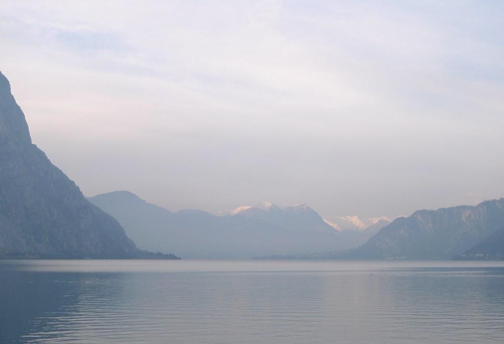inguine leonardesco 115 - lago di Lecco