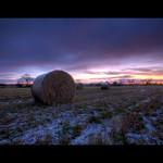 Winter Sunset..