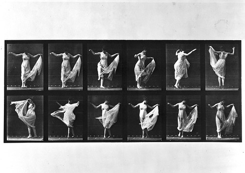 03 Muybridge Females & Children Dancing