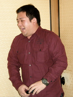 #9477 Machida belting out a tune | by Nemo's great uncle