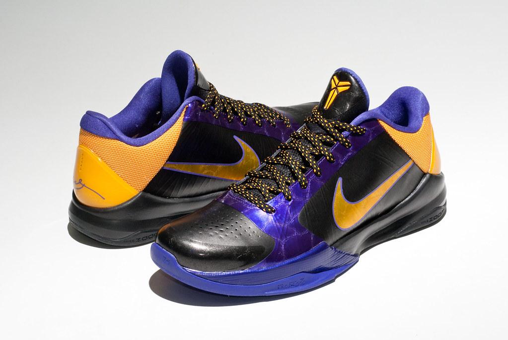 bde691590e0 ... Nike Zoom Kobe 5