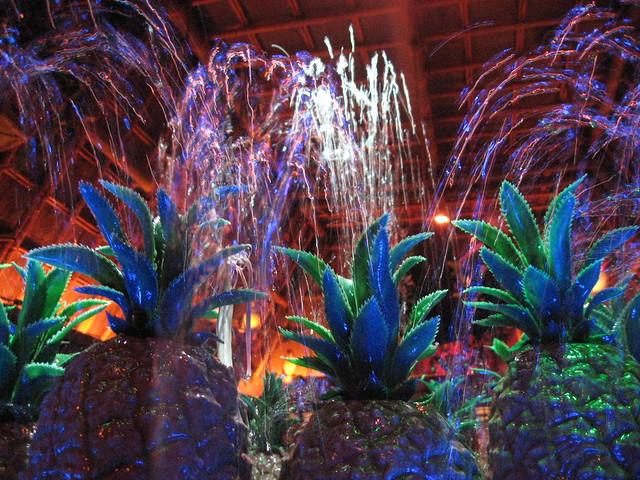 Walt Disney's Enchanted Tiki Room Fountain