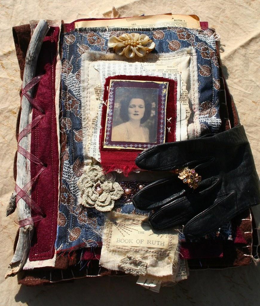 Art Opera Workshop Ruth Rae Legacy Journal 2 Here Is A Sam Flickr