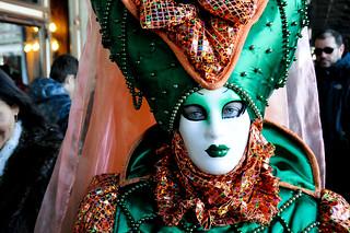 Venice - Carnival 2010 - Carnevale di Venezia 2010   by gminguzzi