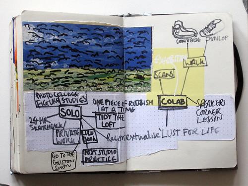 Paris Sketchbook 2010-0907   by andeecollard