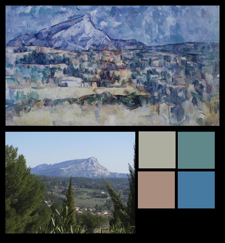 ... Terrain Des Peintures, Aix En Provence | By Martin Beek