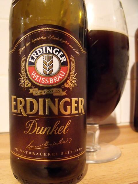 Week 27 - An52 Beers, Erdinger, Weißbier Dunkel, Germany