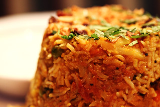 Vegetable Biriyani | by MoHotta18
