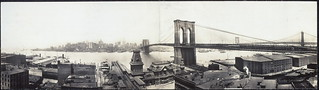 New York & bridges from Brooklyn (LOC) | by The Library of Congress