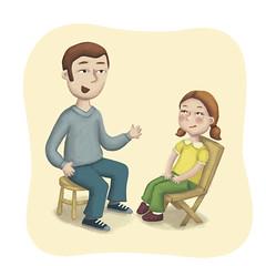 Parent talk | by julissamora