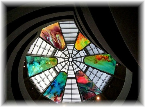 Guggenheim Museum - Temple of Colours 2