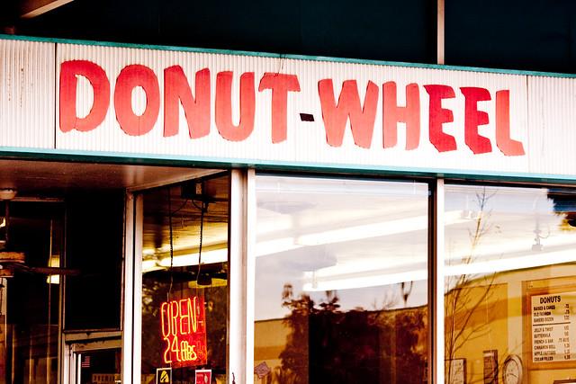 Donut-Wheel