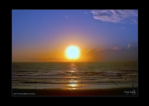 beach sunrise daytona mywinners
