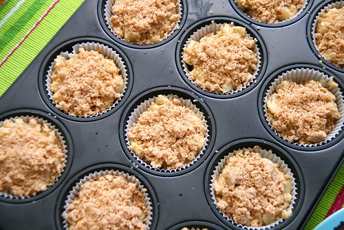 Apple Streusel Muffins | by Katrin Gilger