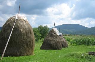 haystacks | by MakeBreadAU