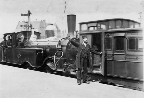 This train is now ready to depart | by The National Archives UK