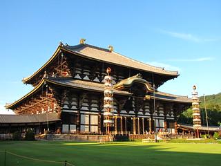 Daibutsuden, Todaiji Temple, Nara, Nara Prefecture, Japan | by Snuffy
