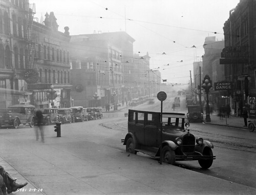 Second and Yesler, 1928 | by Seattle Municipal Archives