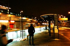Waiting at Lysaker station | by inshadowz