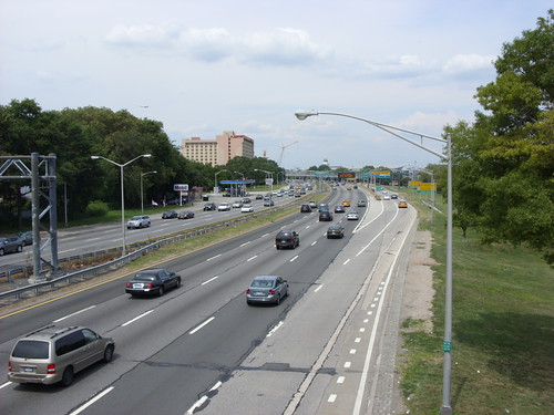 Grand Central Parkway - New York   by Dougtone