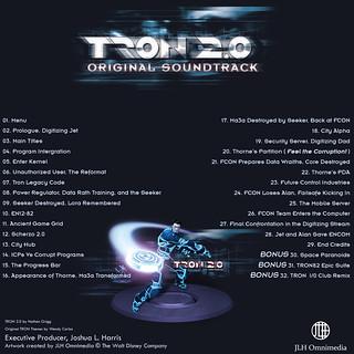 Tron 2 0 - Inside | Project Title: Tron 2 0 Original Soundtr… | Flickr