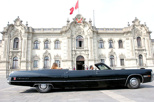 Peruvian presidential limousines 3 | by 1970_Lincoln_Continental