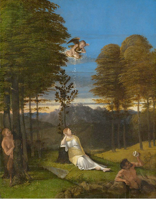 Allegory of Chastity, b 1505 - National Gallery of Art