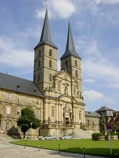 2002-07-20 Bamberg 066 Kloster Michelsberg