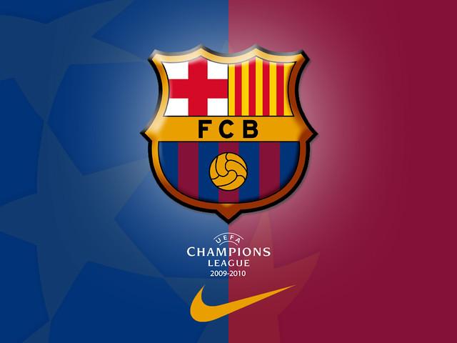 wallpaper barcelona champions league