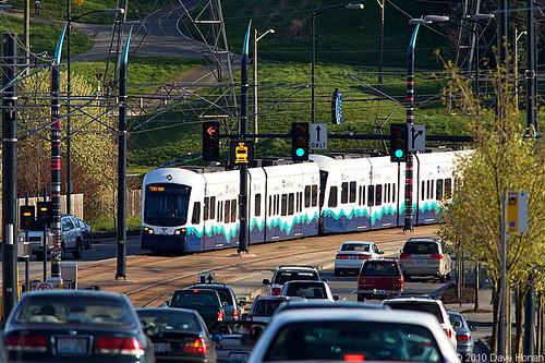 ST 112 northbound along MLK - Seattle, WA