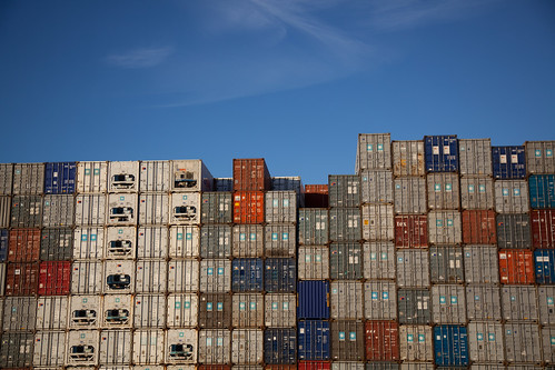 Containers | by russellstreet