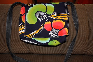 My New Bag - made by me!   by unplain-Jane