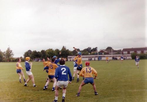 1980's Hurling Match 2   by Naomh Fionnbarra GAA Club