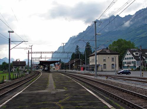 Bahnhof Walenstadt   by gali367