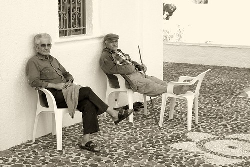 Old Men in Vothonas | by Klearchos Kapoutsis