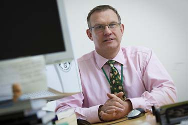 Nick Akerman, Sales Manager, Cotswold Conference Centre, F
