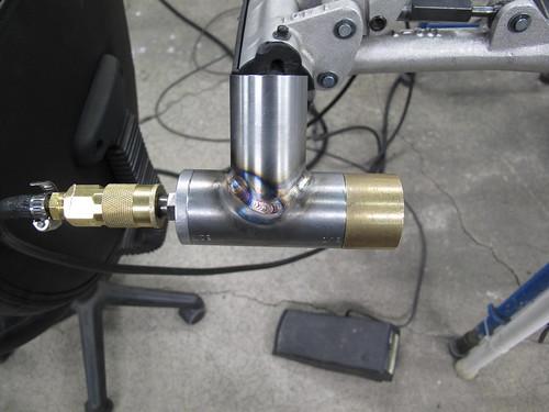 Lug Blank w/ DT socket