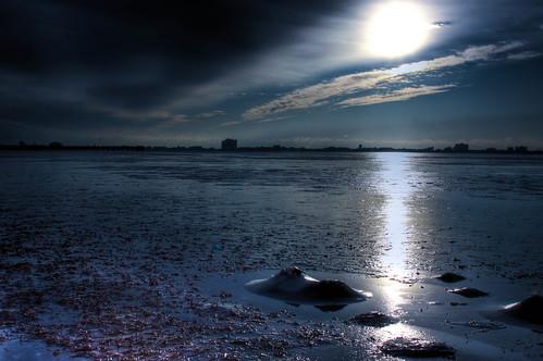 ice bay md maryland oceancity oc apocolypse assawoman