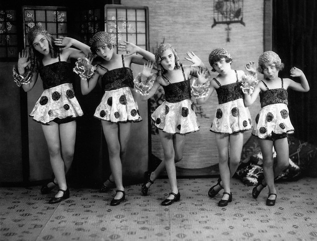 The Five Ames Sisters - 1929