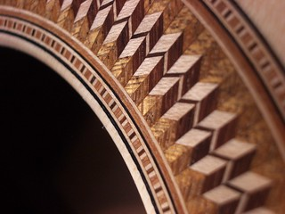 Rosette close-up | by Stephen Rees Guitars