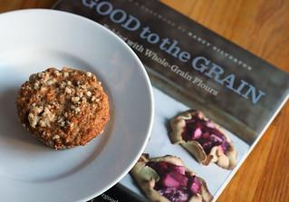 Kim Boyce's Spelt-Carrot Muffins