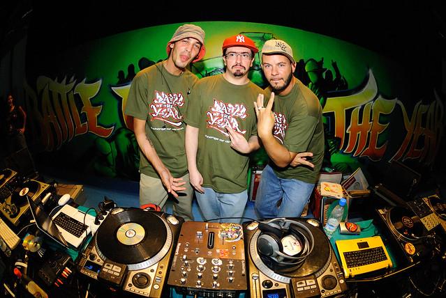 ( DJ DA POKEN )( DJ SE )( DJ FOOL )