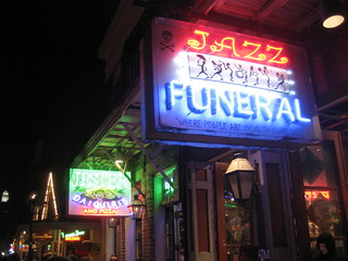 Bourbon6JazzFuneral | by Infrogmation