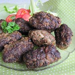 Köfte – türkische Hackfleischröllchen