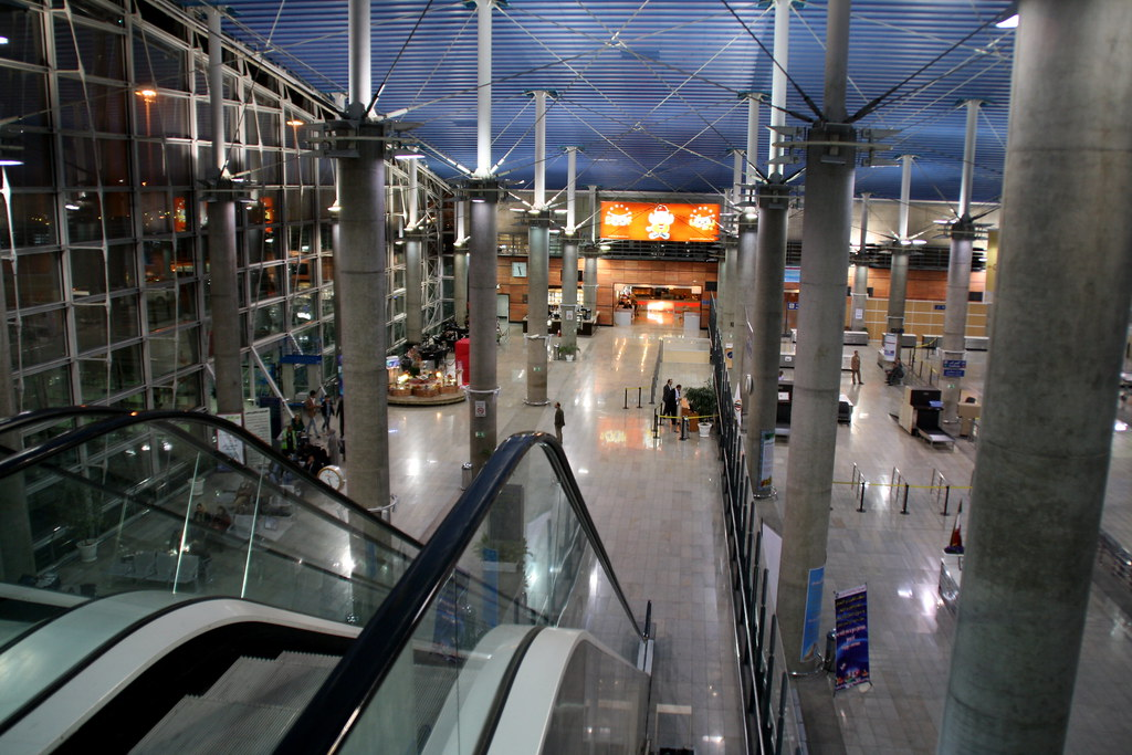 Tehran Imam Khomeini International Airport- IKIA