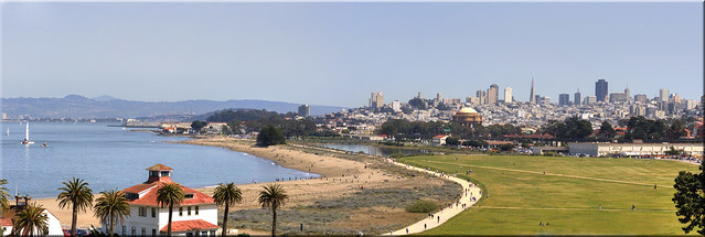 Crissy Field - The City's Front Yard
