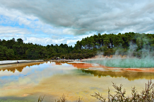 colorful Wai O Tapu | by Singing With Light