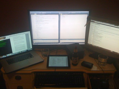 My Awesome Productive Computer Workstation Setup | by Schellack